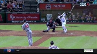 HIGHLIGHT: J.D .Martinez blasts long home run in 10-2 win