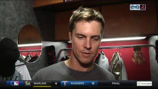 Zack Greinke improves to 10-0 at Chase Field