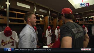 Harrison Bader: 'The only game I know how to play is my own game'