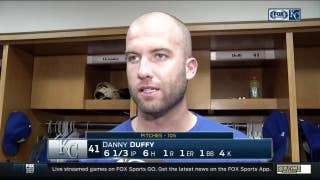 Danny Duffy on Royals' recent success: 'Right now we're firing'