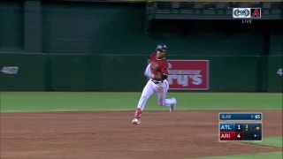 WATCH: Ketel Marte circles the bases on inside-the-park home run