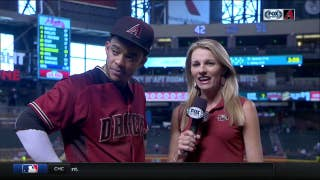 Ketel Marte on inside-the-park home run