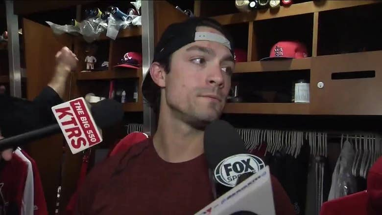 Grichuk: 'It's not all about hitting the long ball'