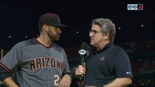 J.D. Martinez: Good statement to start this trip
