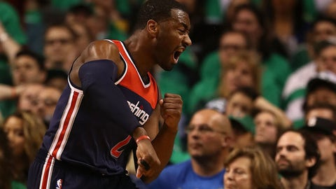 John Wall Agress to Extension With Washington Wizards