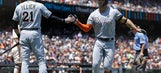 The Latest: Aaron Judge wins the Home Run Derby