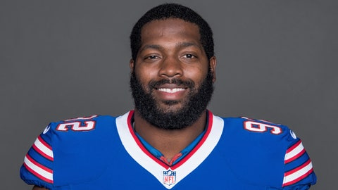 This is a 2017 photo of Adolphus Washington of the Buffalo Bills NFL football team. This image reflects the Buffalo Bills active roster as of Tuesday, May 23, 2017 when this image was taken. (AP Photo)