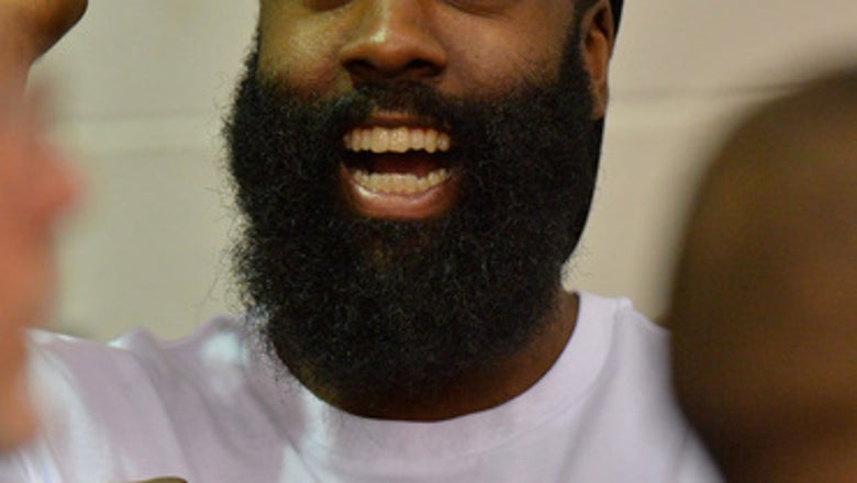 Harden intent on winning title in wake of new deal