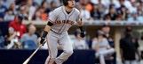Sanchez's 2-run homer lifts Padres to 5-3 win vs. Giants (Jul 15, 2017)