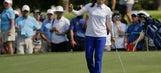 Park wins US Women's Open in front of President Trump