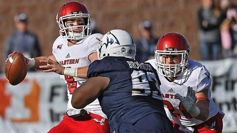 EWU's Gubrud named preseason Big Sky Offensive Player of Year