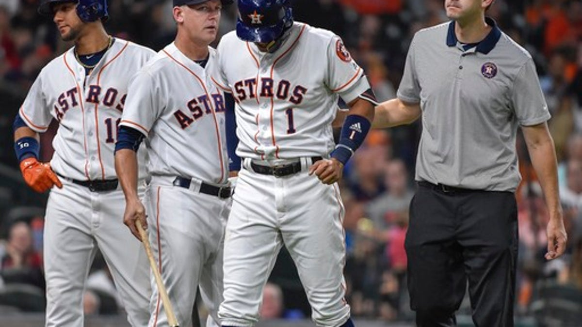 RotoWire's Jeff Stotts, a Certified Athletic Trainer, shares injury updates for Carlos Correa, Kris