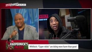 Jason Whitlock calls out Colin Kaepernick's defenders | SPEAK FOR YOURSELF