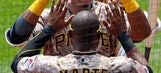 Polanco homers, Pirates beat Brewers 4-2 for 4-game sweep