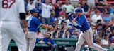 Smoaked: 2 HRs, sun help Blue Jays shade Red Sox 8-6