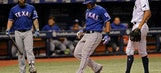 Rangers turn 3 Rays miscues into 4-3 win