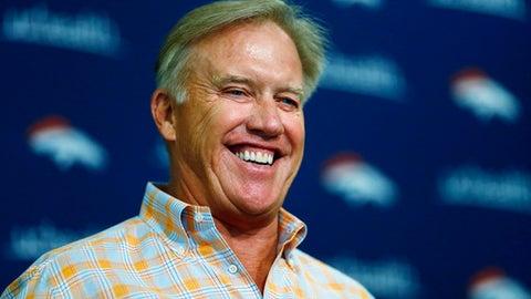 #5 Denver Broncos