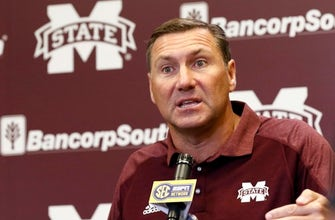 No 2-a-days means early start for Mississippi State practice