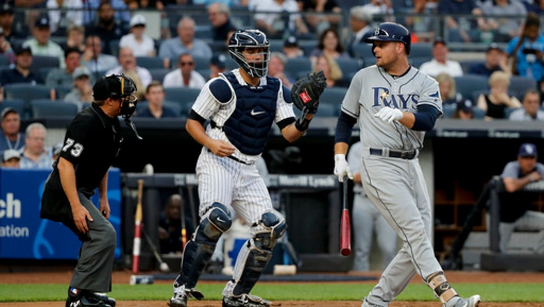 After being traded by Mets, Duda homers in debut with Rays