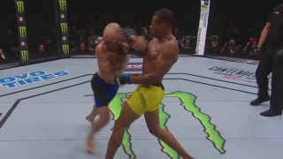 Alex 'Cowboy' Oliveira puts Ryan LaFlare to sleep with UFC Fight Night knockout