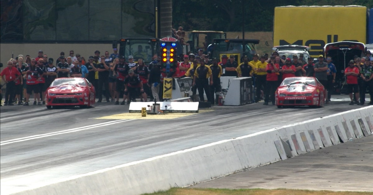 Drew Skillman Wins Pro Stock Final At Chicago 2017 Nhra
