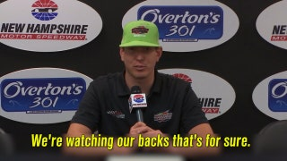 Kyle Busch on Matt Kenseth, JGR development: 'We're watching our backs, that's for sure'