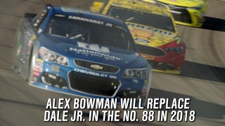 Alex Bowman to replace Dale Earnhardt Jr. in the No. 88