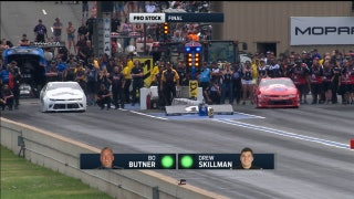 Drew Skillman Wins Pro Stock Final at Denver | 2017 NHRA DRAG RACING