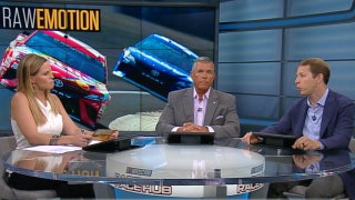 Brad Keselowksi reacts to Adam Stevens confronting the No. 78 team | NASCAR RACE HUB