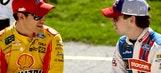 Team Penske signs Ryan Blaney, Paul Menard to the Wood Brothers | NASCAR RACE HUB