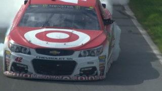 Target will not renew sponsorship of Kyle Larson
