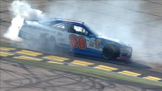 Ryan Preece holds off Kyle Benjamin in a thrilling overtime finish at Iowa | 2017 NASCAR XFINITY SERIES