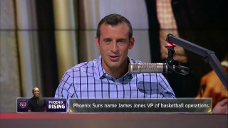 Doug Gottlieb breaks down a surprise contender for LeBron James | THE HERD
