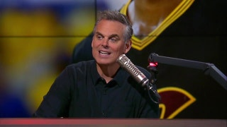 Kyrie Irving leaving LeBron James does not hurt LeBron's image at all | THE HERD