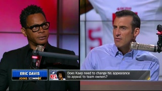 Eric Davis: Stop saying Colin Kaepernick is unsigned because of his play | THE HERD