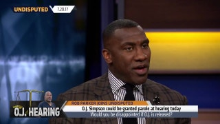 Shannon Sharpe on O.J. Simpson: I can't embrace someone who didn't embrace my community | UNDISPUTED