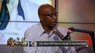 Eric Dickerson makes a case for the Rams benching Jared Goff in favor of Sean Mannion | THE HERD