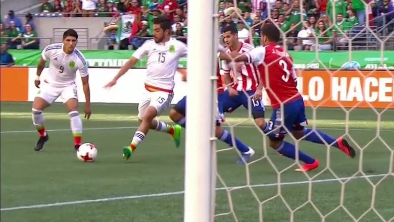 Mexico vs. Paraguay | 2017 International Friendly Highlights