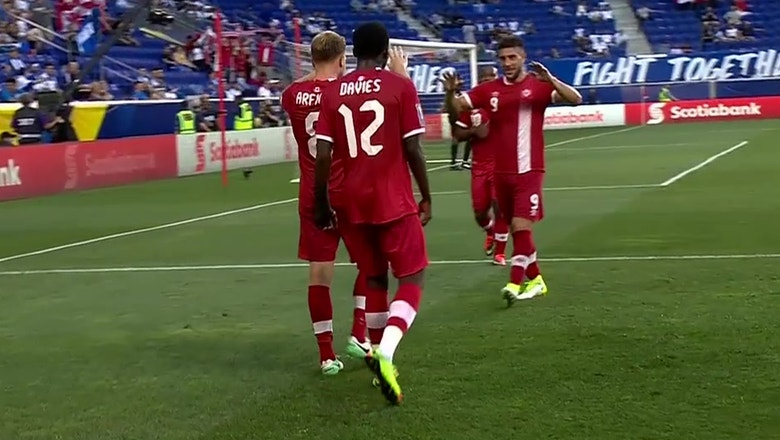 Scott Arfield makes it 2-0 for Canada vs. French Guiana | 2017 CONCACAF Gold Cup Highlights