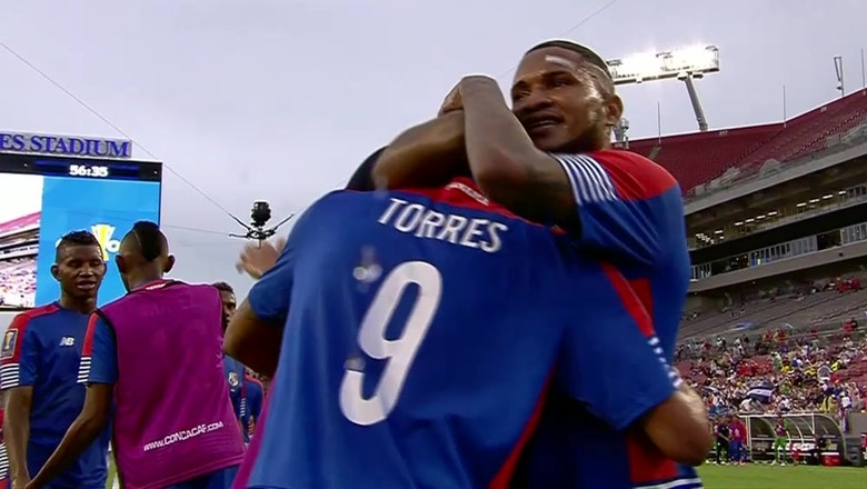 Gabriel Torres goal gives Panama the lead vs. Nicaragua | 2017 CONCACAF Gold Cup Highlights