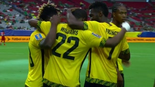 Romario Williams doubles Jamaica's lead against Canada | 2017 CONCACAF Gold Cup Highlights