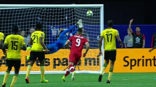 Junior Hoilett cuts Jamaica's lead to 2-1 with great curling goal | 2017 CONCACAF Gold Cup Highlights