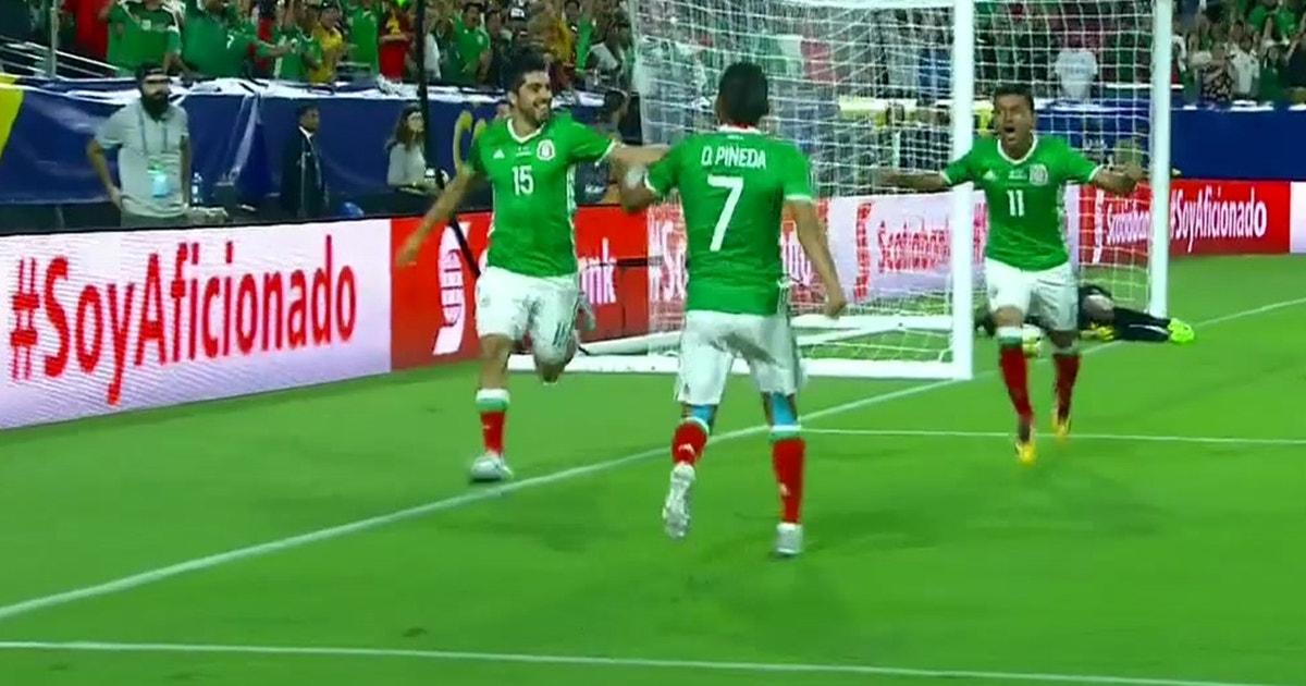 8b949b4b7 Rodolfo Pizarro gives Mexico an early lead vs. Honduras