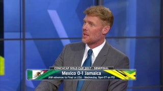 Alexi Lalas warns USMNT to not underestimate Jamaica in Gold Cup final | Preview