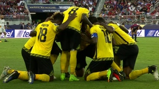 Je-Vaughn Watson answers back for Jamaica to equalize vs. USMNT | Gold Cup Highlights