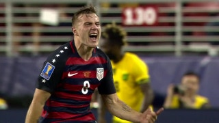 Jordan Morris clinches Gold Cup final for the USMNT with dramatic late goal