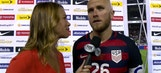 Michael Bradley 'not worried one bit' about World Cup qualifying   2017 CONCACAF Gold Cup