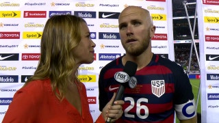 Michael Bradley 'not worried one bit' about World Cup qualifying | 2017 CONCACAF Gold Cup