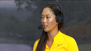 Michelle Wie explains her withdrawal from the U.S. Women's Open