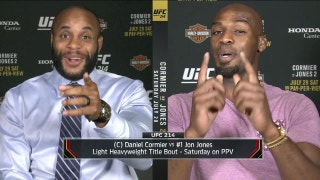 Jon Jones and Daniel Cormier Full Interview before UFC 214 | UFC TONIGHT